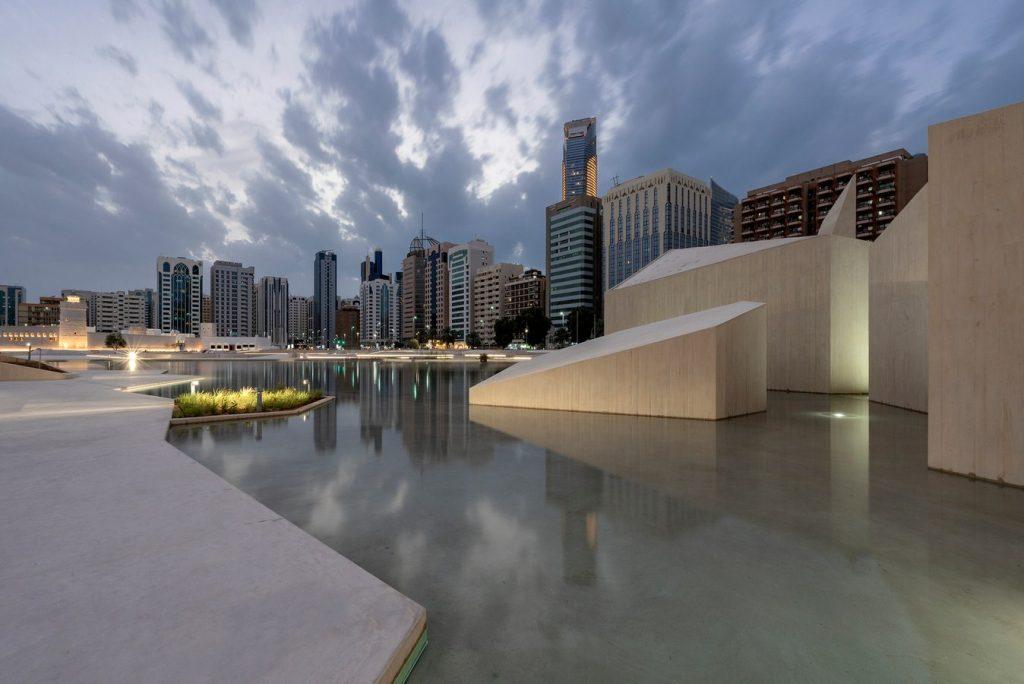 Qasr Al Hosn Al Musallah Prayer Hall By CEBRA - Sheet5
