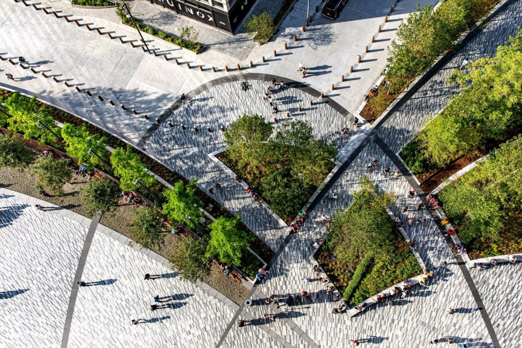 The Public Square and Gardens at Hudson Yards By Nelson Byrd Woltz Landscape Architects - Sheet2