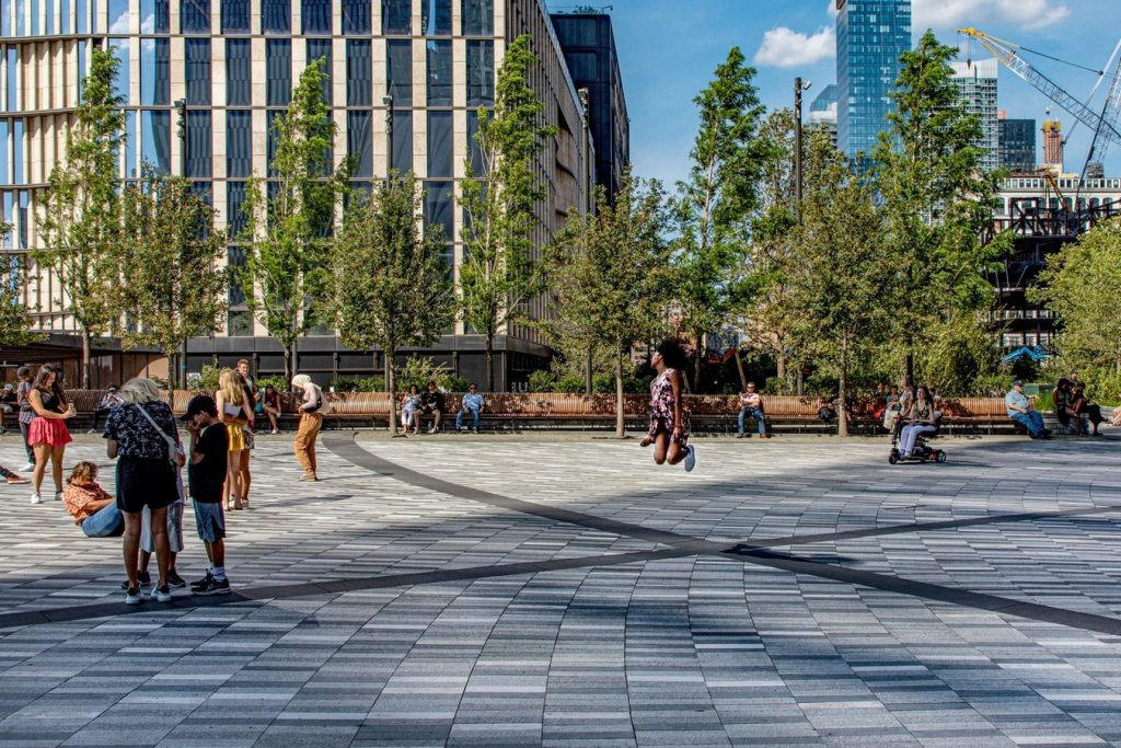The Public Square and Gardens at Hudson Yards By Nelson Byrd Woltz Landscape Architects - Sheet6