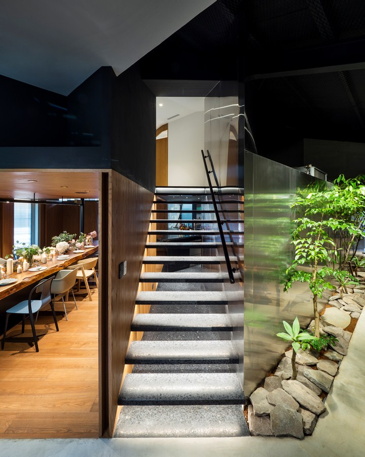45 Degrees Kitchen and Bar By JC Architecture - Sheet11