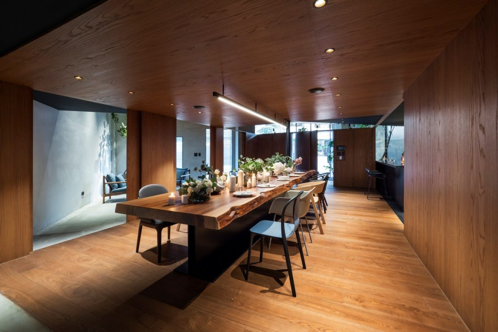 45 Degrees Kitchen and Bar By JC Architecture - Sheet13