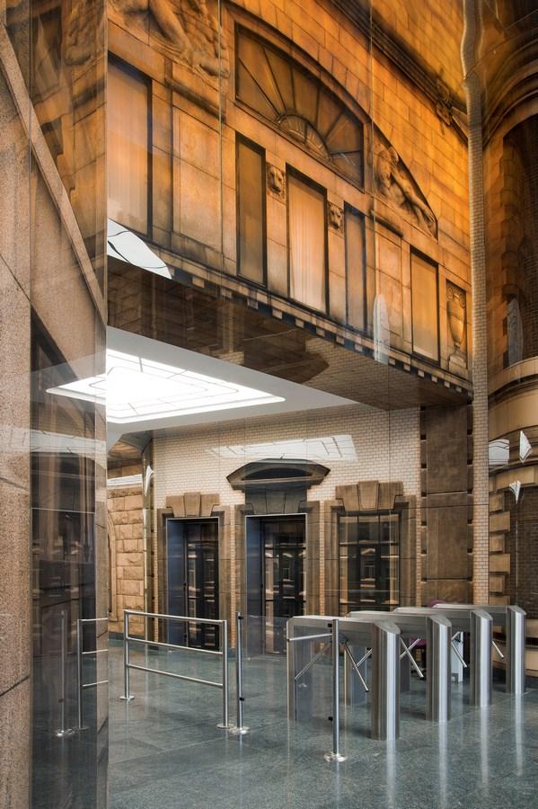 Bank Sankt Petersburg By Tchoban Voss Architekten - Sheet7