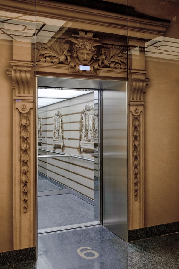 Bank Sankt Petersburg By Tchoban Voss Architekten - Sheet8