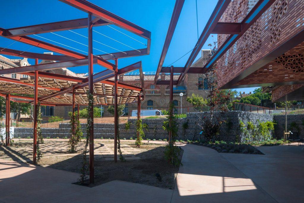 Kálida Sant Pau Center By Miralles Tagliabue EMBT - Sheet5