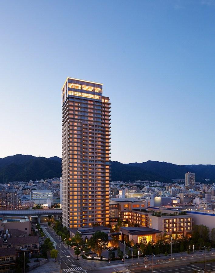 New Sun City Kobe Tower by San Francisco-basedRichard Beard Architects4