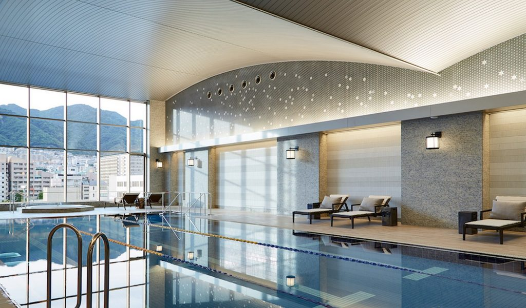 New Sun City Kobe Tower by San Francisco-basedRichard Beard Architects2