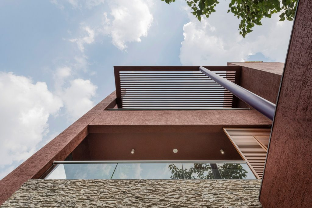 Red Box house byThe Grid Architects - Sheet11