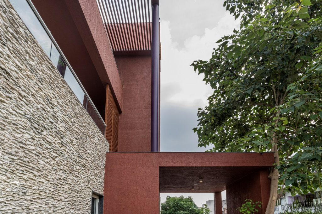 Red Box house byThe Grid Architects - Sheet12