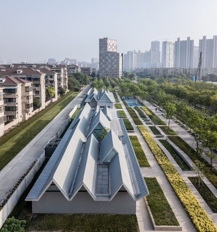 Activity Homes at Yunjin Road by Scenic Architecture - Sheet3