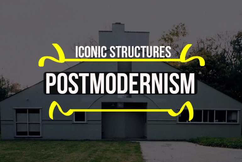A378 10 Iconic structures in Postmodernism