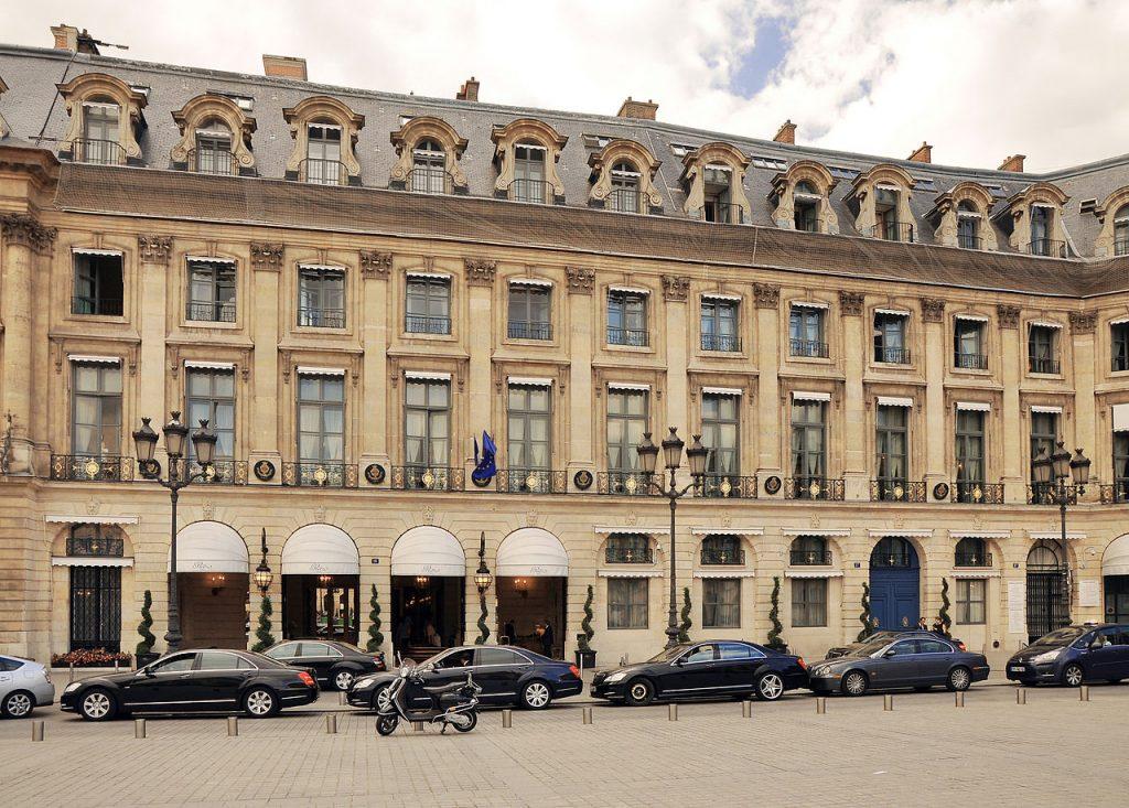 The Hotel Ritz