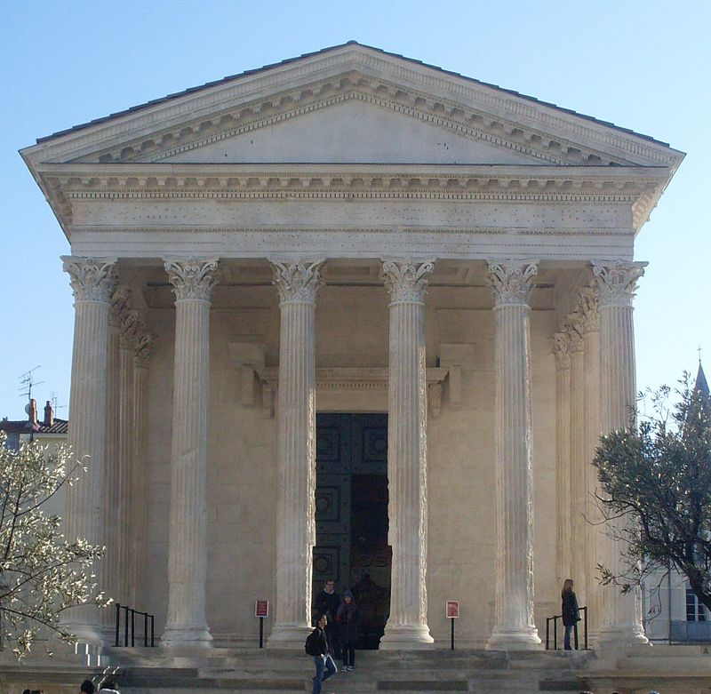 10 Iconic structures of Classical Architecture - sheet 8