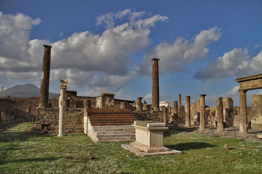 10 Iconic structures of Classical Architecture - sheet 10