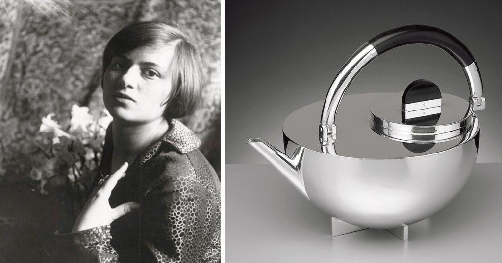 Women of Bauhaus 8.-Marianne-Brandt
