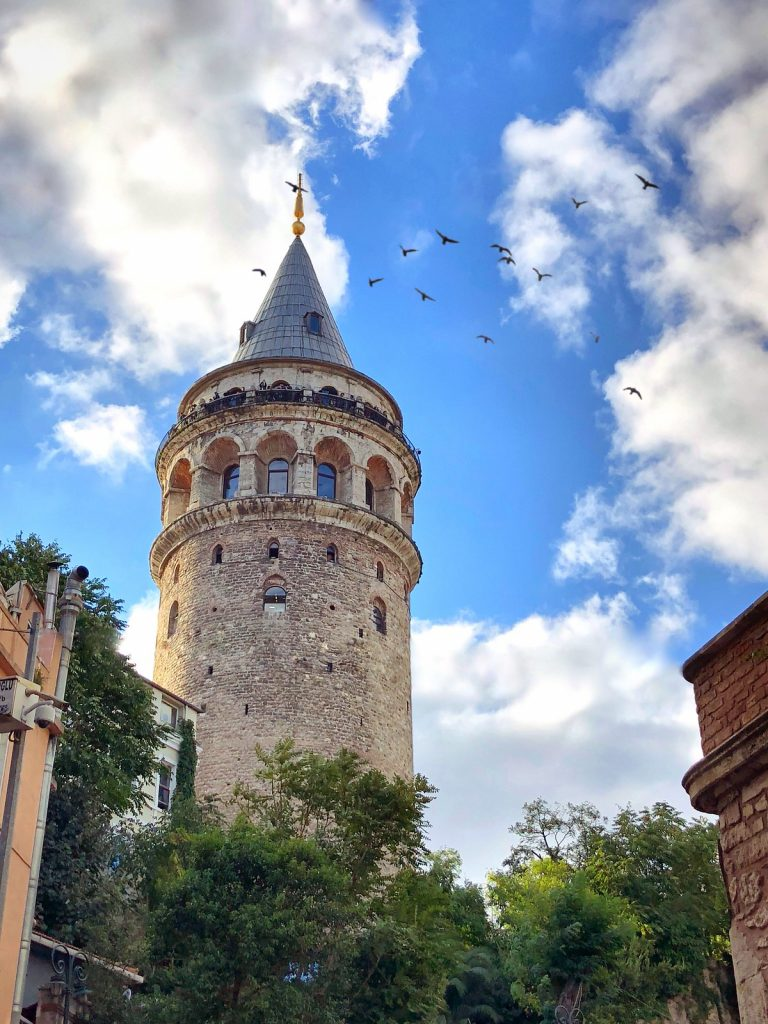 15 PLACES IN INSTANBUL- IMAGE 1 GALATA TOWER - sheet1