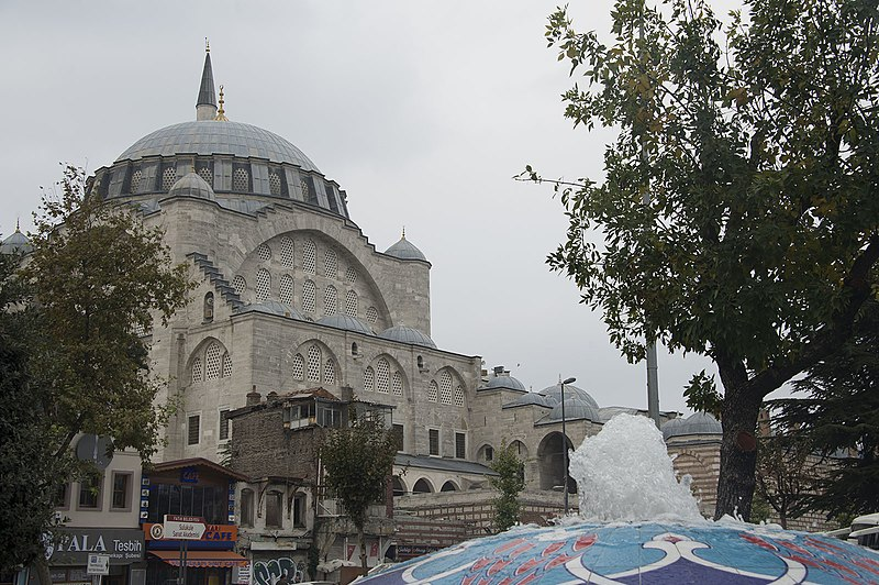 15 PLACES IN INSTANBUL- IMAGE 1 MIHRIMAH MOSQUE