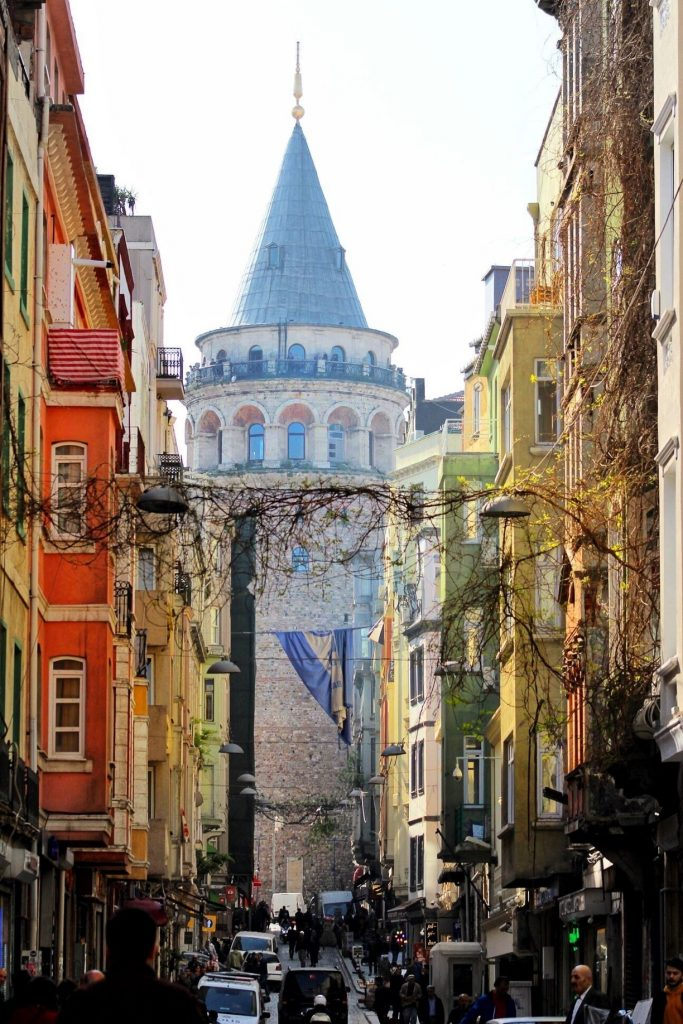 15 PLACES IN INSTANBUL- IMAGE 1 GALATA TOWER - sheet2