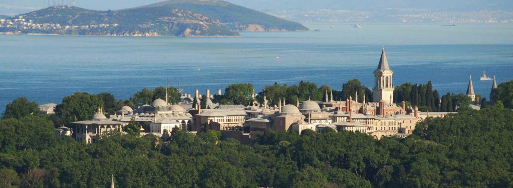 15 PLACES IN INSTANBUL- TOPKAPI PALACE - sheet3