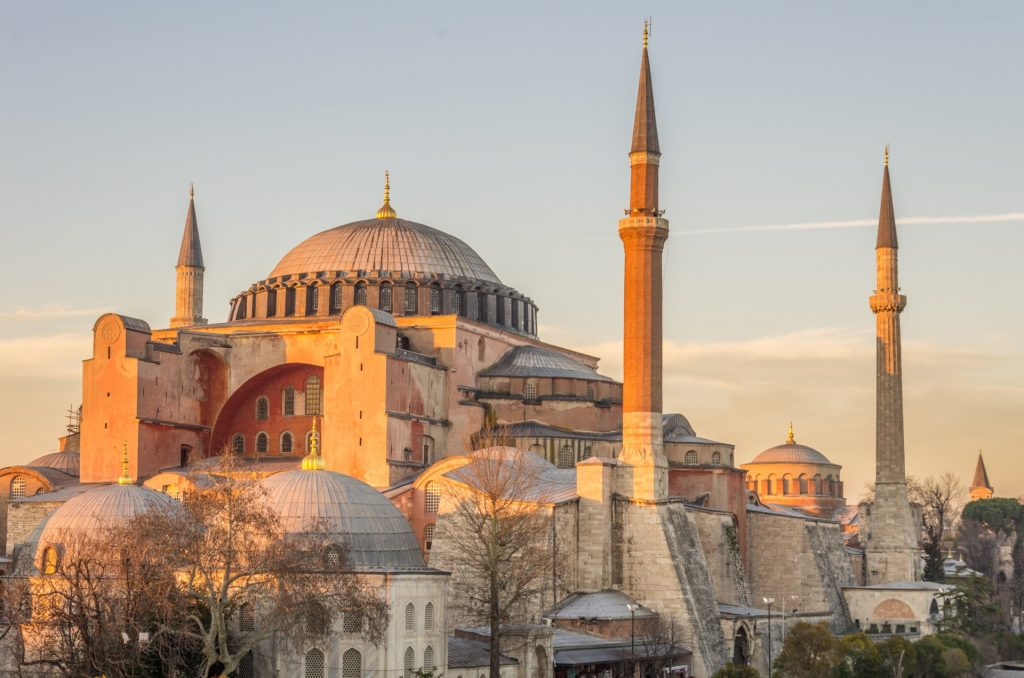 15 PLACES IN ISTANBUL- AYA SOFYA
