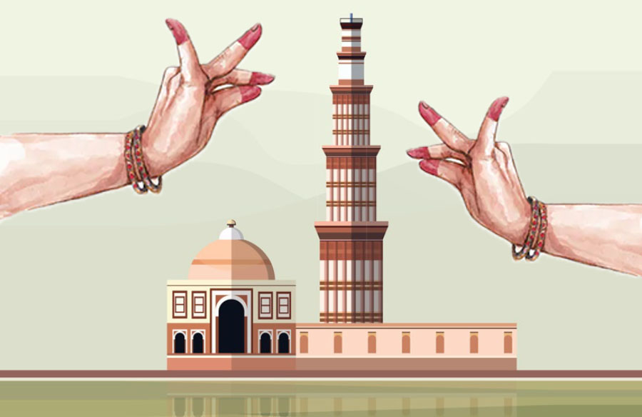 Similarities Between Classical Indian Dance Architecture Rtf