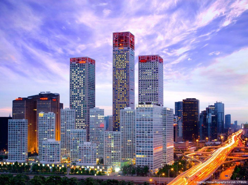 15 PLACES IN BEIJING-Beijing Yintai Centre - sheet3
