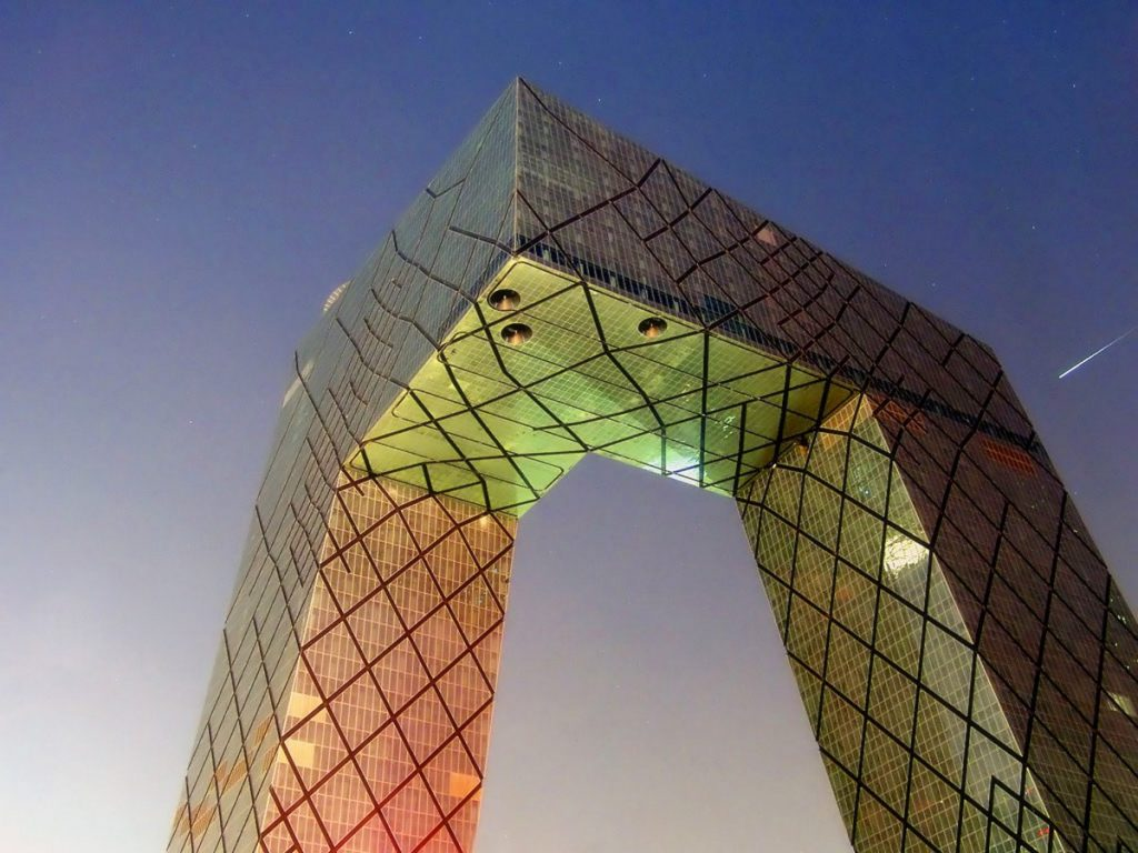 15 PLACES IN BEIJING-CCTV Tower - sheet2