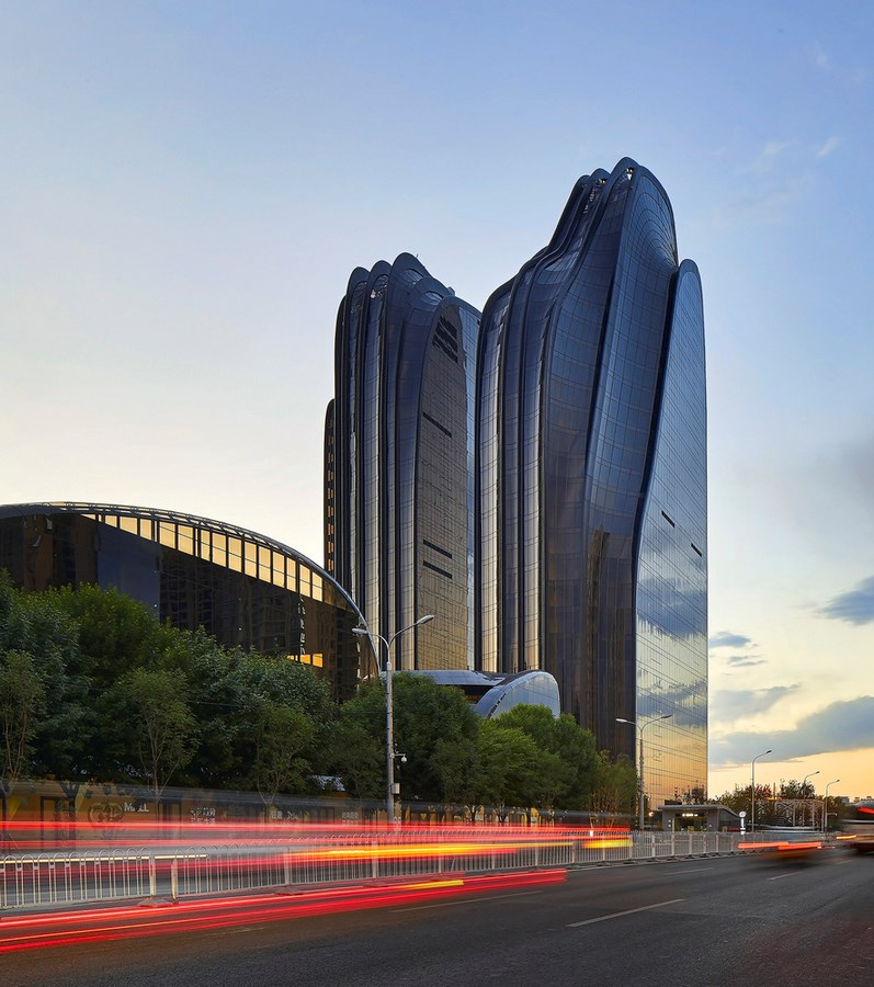 15 PLACES IN BEIJING-Chaoyang Park Plaza- sheet3