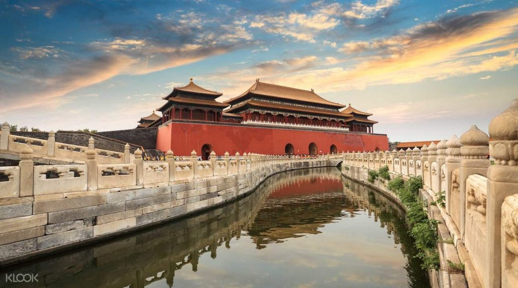 15 PLACES IN BEIJING-The Forbidden City -sheet3