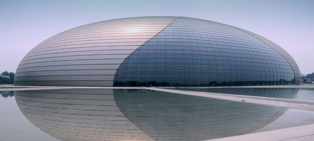 15 PLACES IN BEIJING-The National Centre for the Performing Arts - sheet1