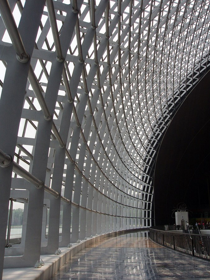 15 PLACES IN BEIJING-The National Centre for the Performing Arts - sheet2