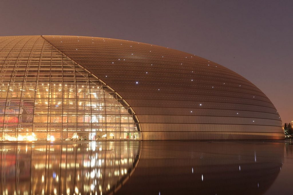 15 PLACES IN BEIJING-The National Centre for the Performing Arts - sheet3