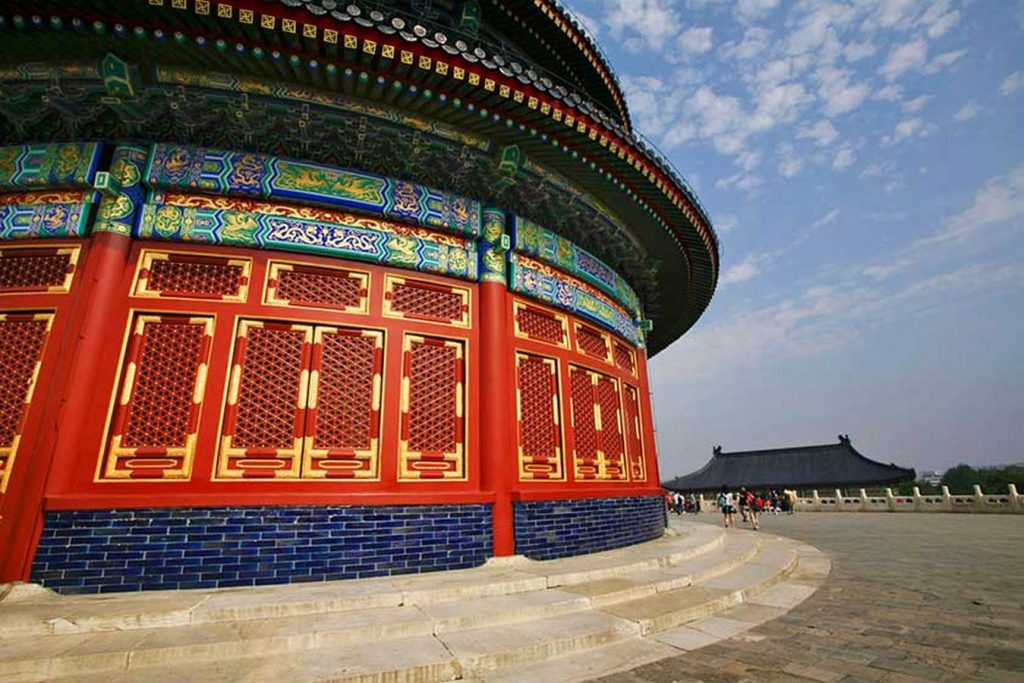 15 PLACES IN BEIJING-The Temple of Heaven - sheet2