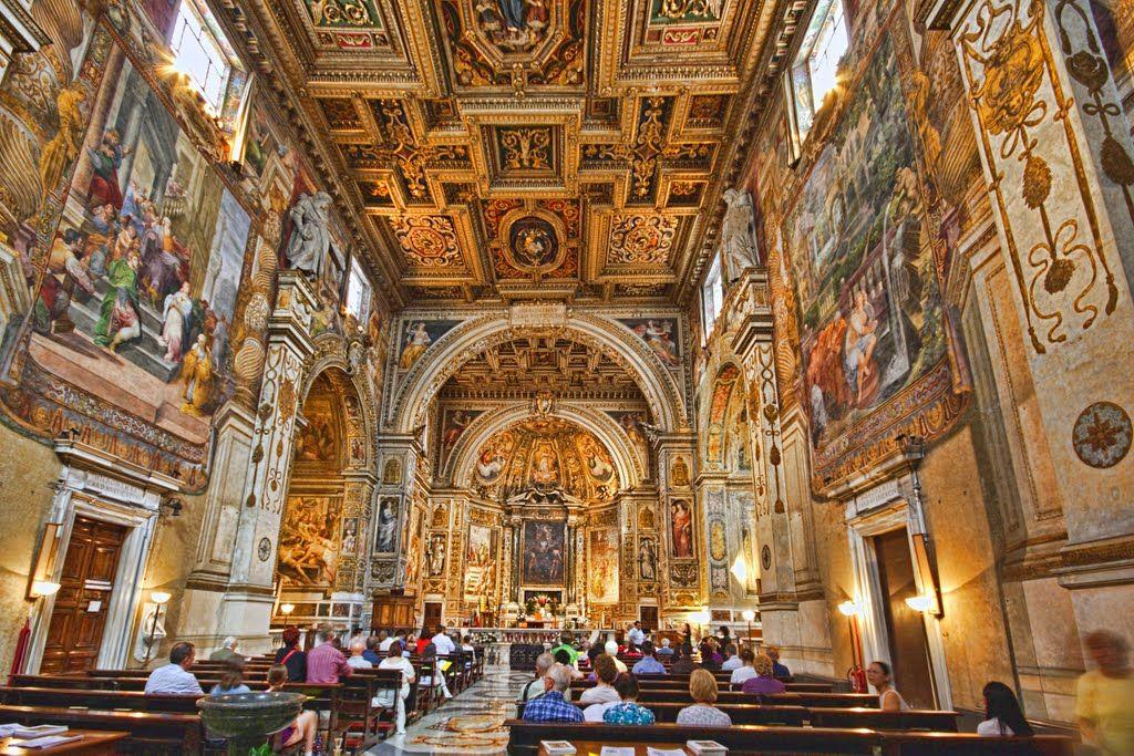 15 PLACES IN ROME IMAGE 10- SANTA SUSSANA
