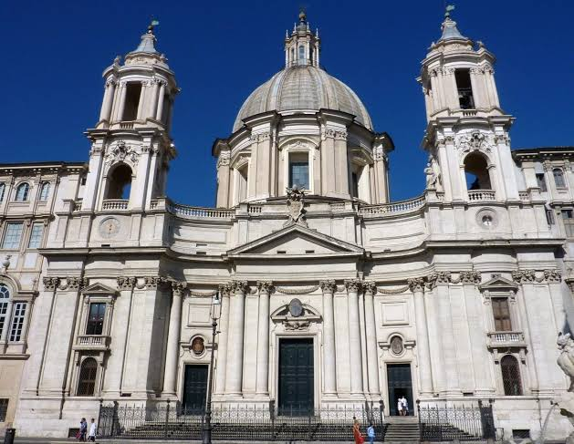 15 PLACES IN ROME IMAGE 15- SANT AGNESE IN AGONE