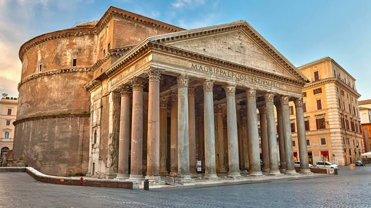 15 PLACES IN ROME IMAGE 3- PANTHEON