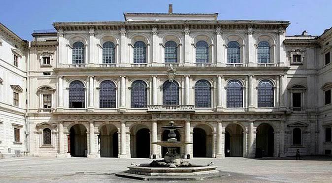 15 PLACES IN ROME IMAGE 5- PALAZZO BARBERINI