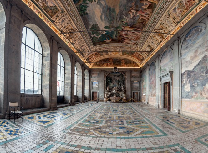 15 PLACES IN ROME IMAGE 6- PALAZZO FARNESE