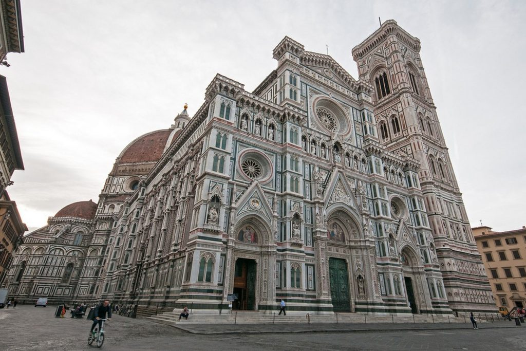 BAROQUE ARCHITECTURE - FLORENCE CATHEDRAL - sheet2