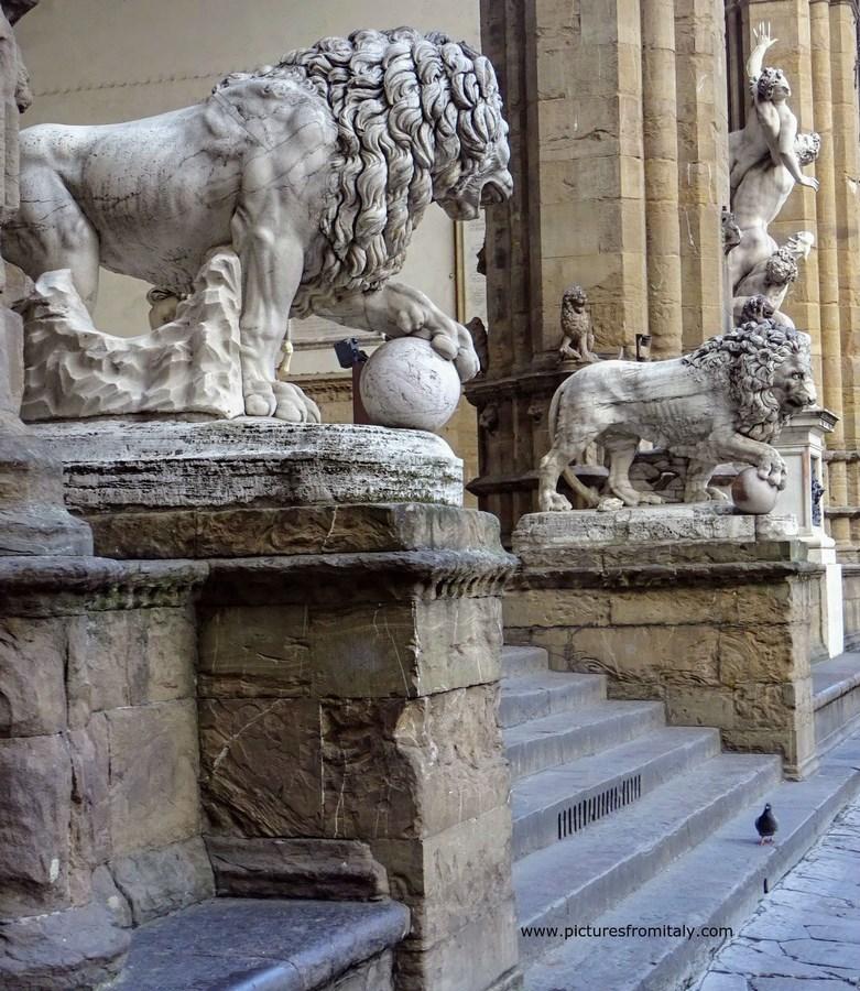 BAROQUE ARCHITECTURE - LOGGIA DEI LANZI - sheet2