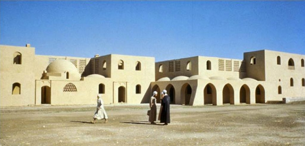 15 PROJECTS BY HASSAN FATHY- 1. NEW GOURNA
