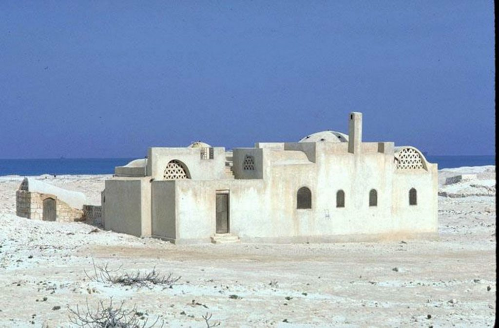 The Fathy House in Sidi Krier, Egypt