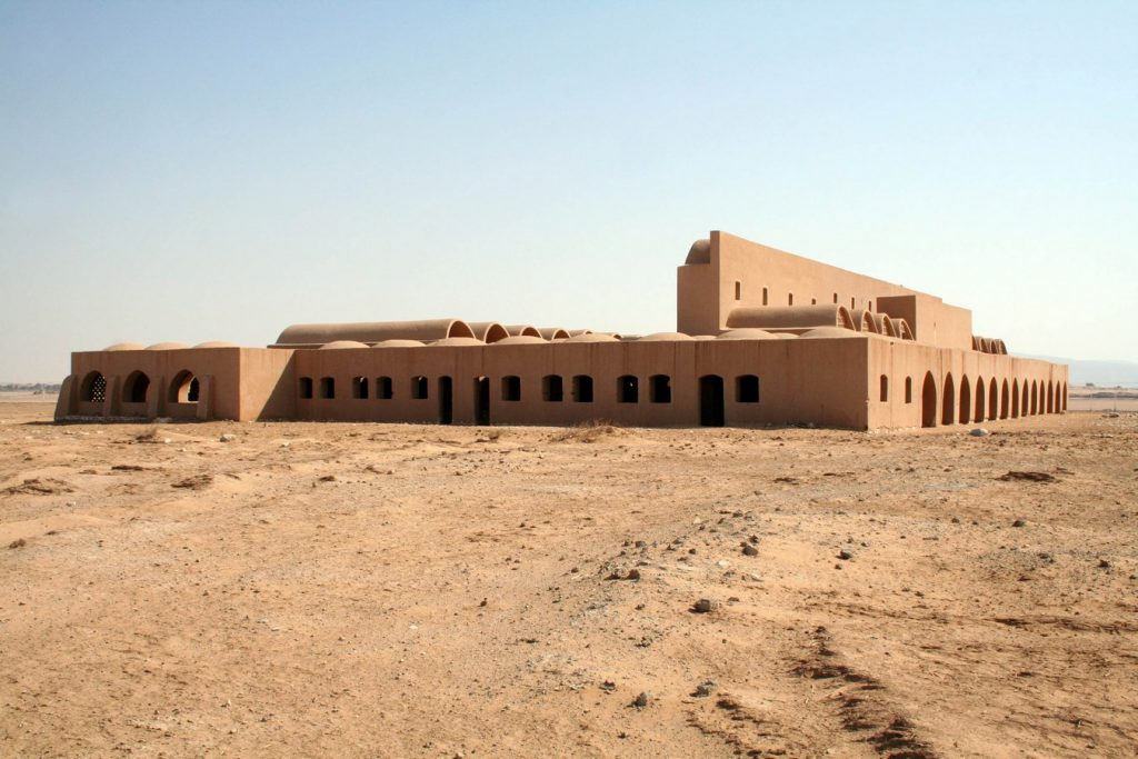15 PROJECTS BY HASSAN FATHY- 3. NEW BARIS VILLAGE