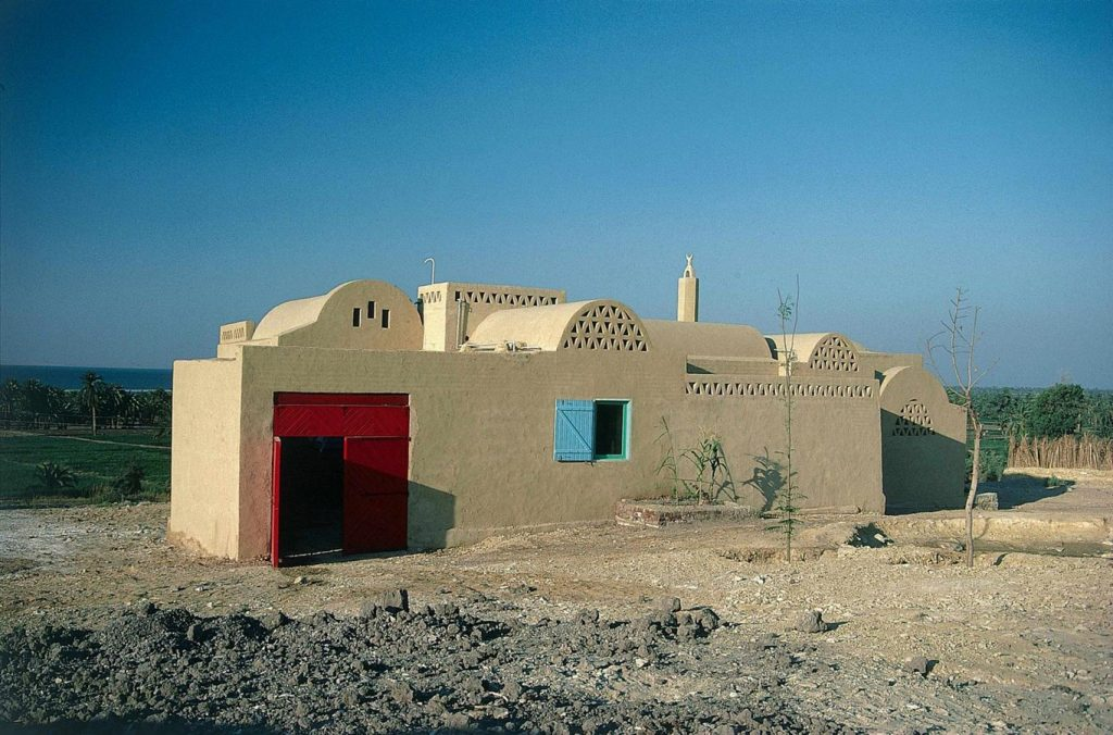 15 PROJECTS BY HASSAN FATHY- 4. ANDREOLI RESIDENCE