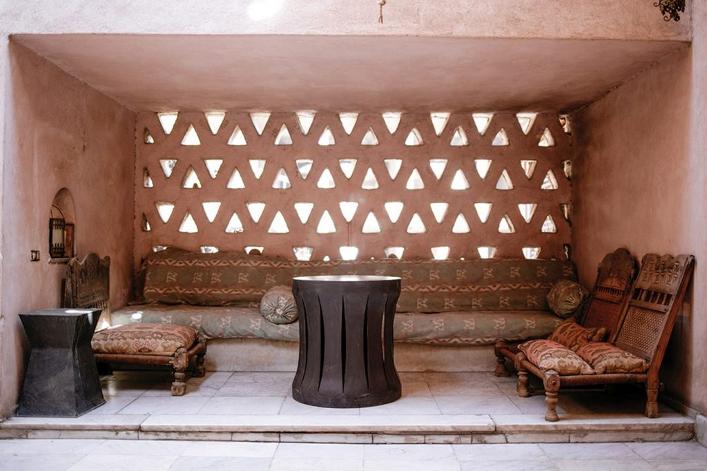 15 PROJECTS BY HASSAN FATHY- 5. SHAHIRA MEHREZ APARTMENT