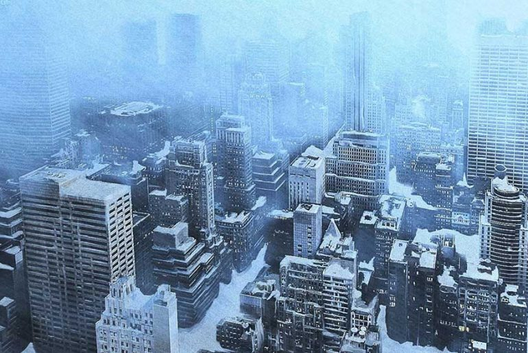 Role of Architecture in Climate Change
