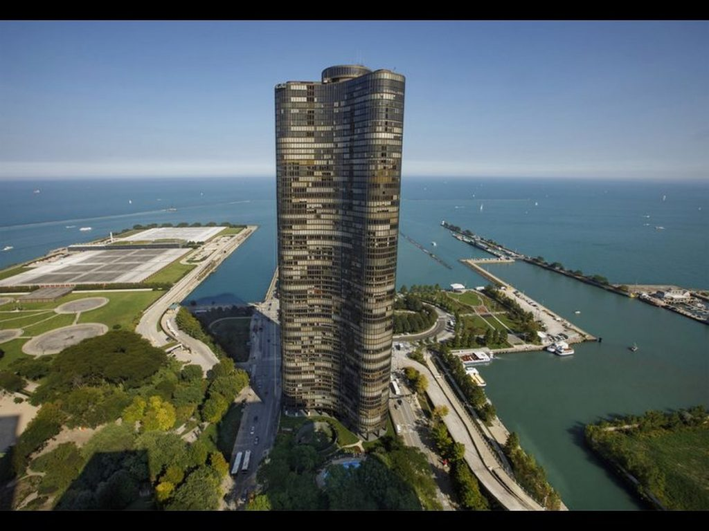 15 PLACES IN CHICAGO- LAKE POINT BUILDING