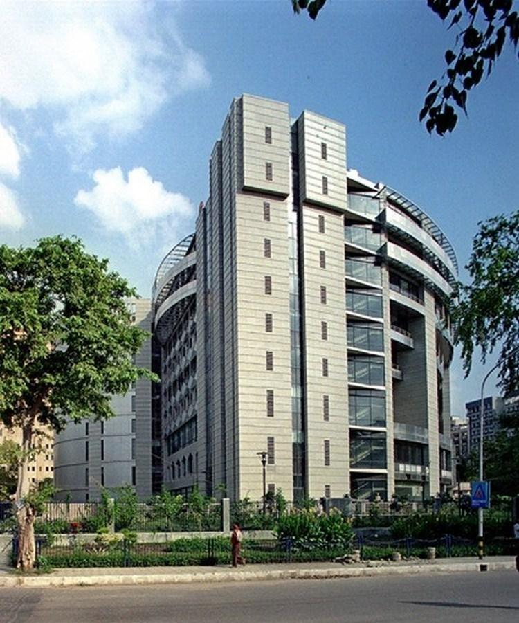 Delhi Metro Corporation Headquarters by Raj Rewal - 1