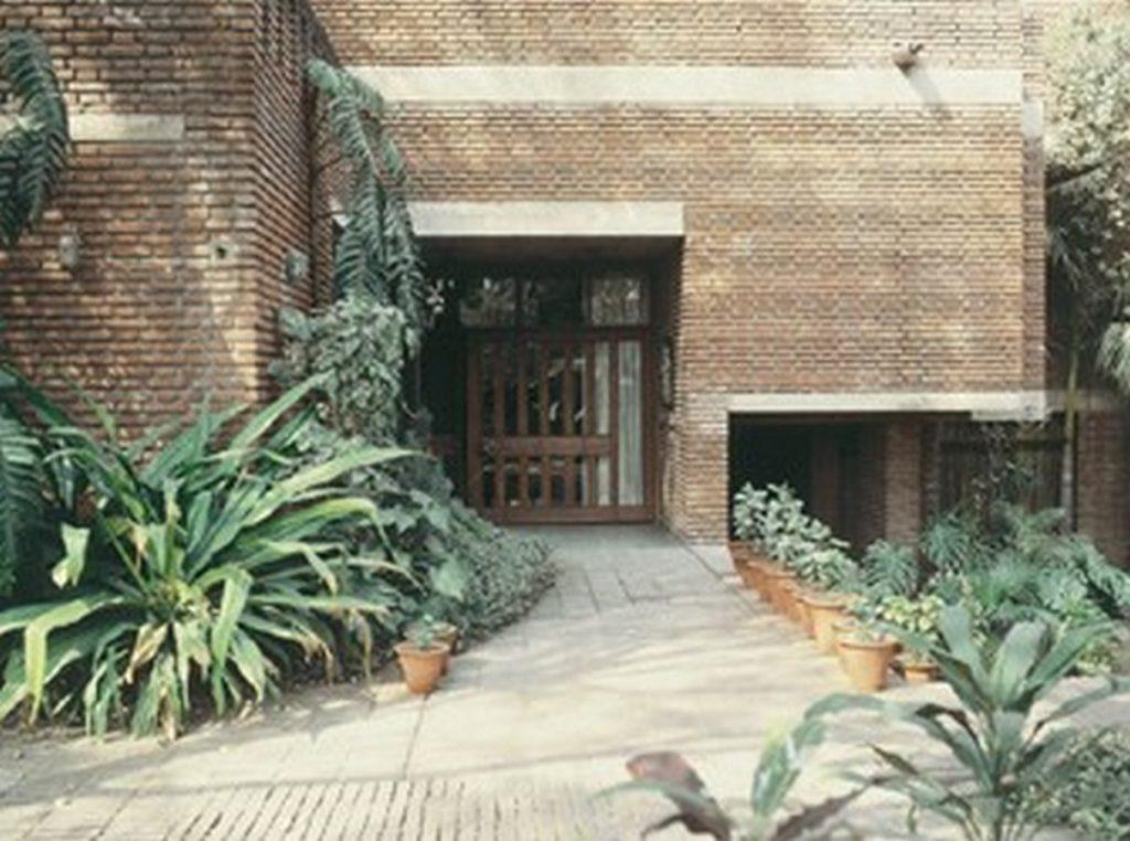 Sham Lal House by Raj Rewal - 2