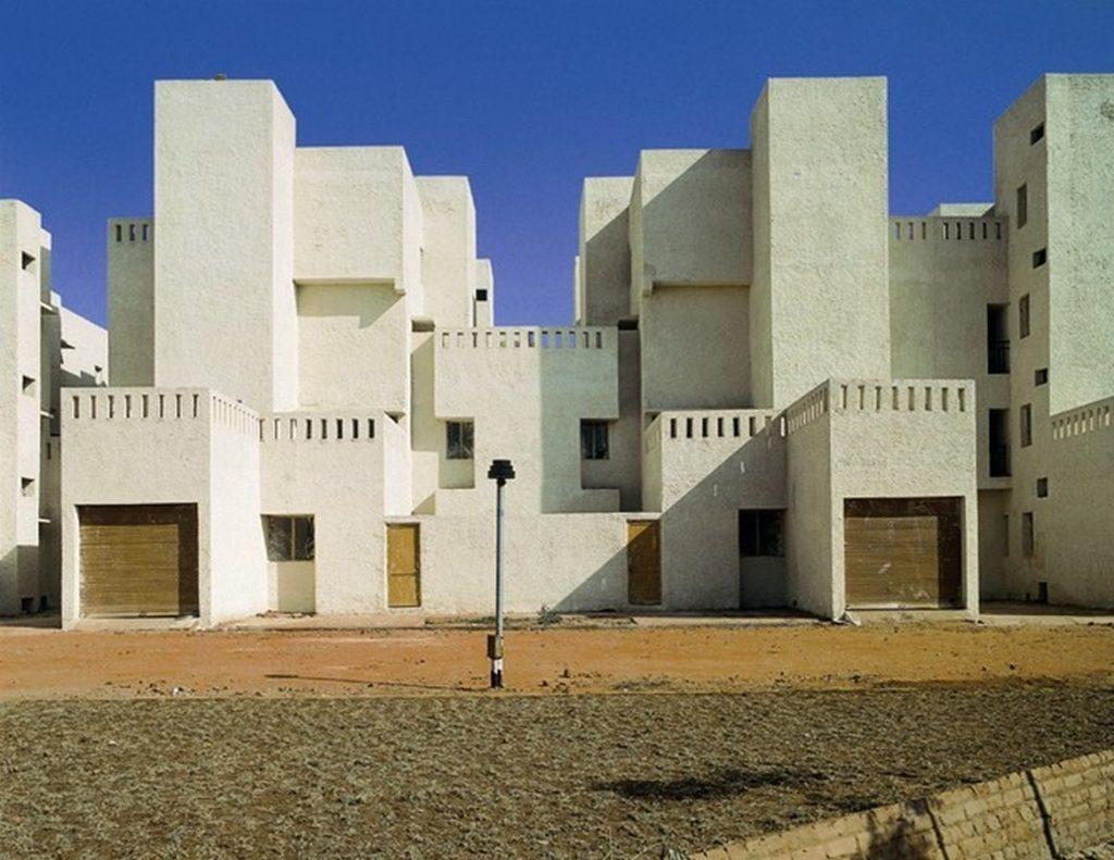Sheikh Sarai Housing by Raj Rewal - 3