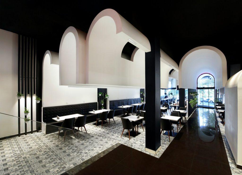 Lomenz Restaurant by Kanisavaran Architectural - Sheet6